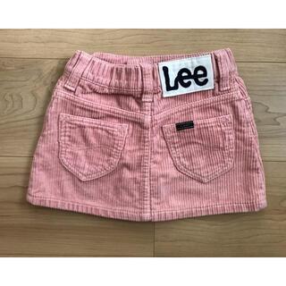 Lee - Lee コーデュロイスカート