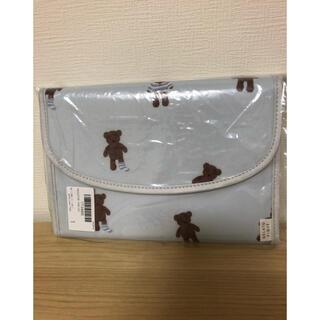 gelato pique - ジェラートピケ   テディベア くま 母子手帳ケース