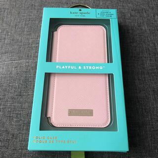 ケイトスペードニューヨーク(kate spade new york)のiPhone10 手帳型ケース kate spade ケイトスペード (iPhoneケース)