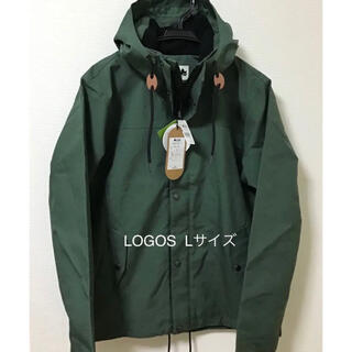 ロゴス(LOGOS)のメンズ ロゴス マウンテンパーカー Lサイズ(マウンテンパーカー)