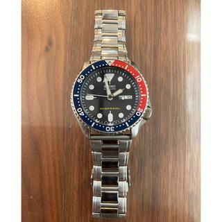 セイコー(SEIKO)のSEIKO 7S26-0020 ダイバーズ ネイビーボーイ(腕時計(アナログ))