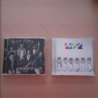 【NEWS】CD・DVDセット(ポップス/ロック(邦楽))