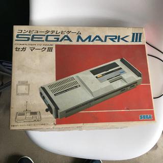 SEGA - レトロ セガ マークⅢ 値段交渉可能