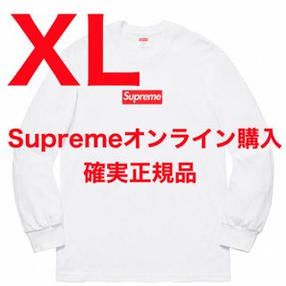 Supreme - Supreme Box Logo L/S Tee サイズXL