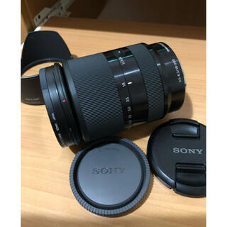 SONY - 18-200mm F3.5-6.3 Eマウント APS SEL18200 oss