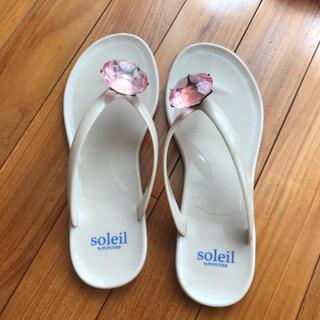 SOLEIL - ソレイユ ビーサン