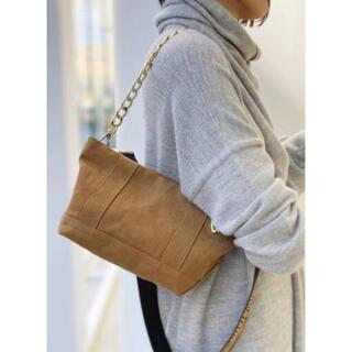 アパルトモンドゥーズィエムクラス(L'Appartement DEUXIEME CLASSE)の新品☆アパルトモン GOOD GRIEF Canvas Cluch Bag(S)(トートバッグ)