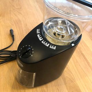 デロンギ(DeLonghi)のデロンギ コーン式コーヒーグラインダー KG364J(電動式コーヒーミル)