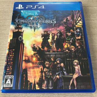 プレイステーション4(PlayStation4)のキングダムハーツ3 PS4(家庭用ゲームソフト)