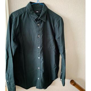 HARE - HARE ダークグリーン シャツ