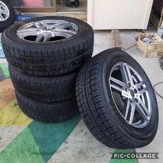 ダンロップ(DUNLOP)のZmeist VS -1 16インチ スタッドレスタイヤ4本セットYOKOHAM(タイヤ・ホイールセット)