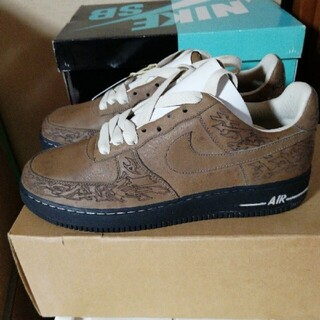 NIKE - AIR FORCE 1 BY STEPHAN MAZE  GEORGER 28