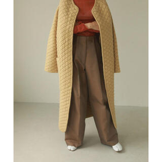 TODAYFUL - TODAYFUL / トゥデイフル Quilting Knit Coat