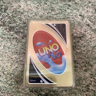 ウーノ(UNO)のUNO H2O プラスチックカード(トランプ/UNO)