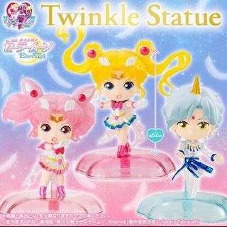 セーラームーン(セーラームーン)の劇場版 美少女戦士セーラームーンEternal Twinkle Statue3(アニメ/ゲーム)