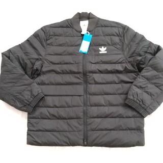 【新品】アディダス 中綿 ジャケット ブラック Sサイズ