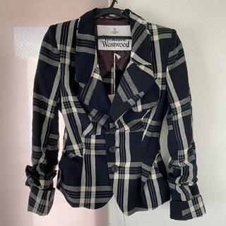 ヴィヴィアンウエストウッド(Vivienne Westwood)のヴィヴィアン ウエストウッド インポートジャケット(テーラードジャケット)