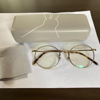 ジンズ(JINS)のJ!NS ブルーライトカット25% 度なしメガネ(サングラス/メガネ)