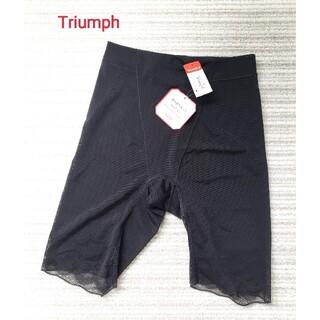 Triumph - Triumph トリンプ ロングガードル サイズ70 ブラック 定価5184円