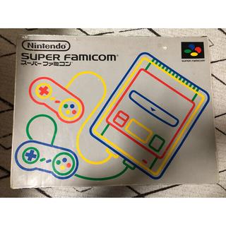 任天堂 - Nintendo ニンテンドー スーパーファミコン 本体セット