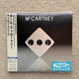 マッカートニーIII(ポップス/ロック(洋楽))