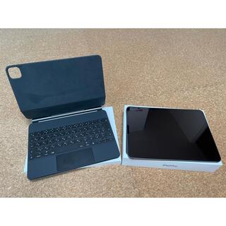 iPad - iPad Pro 11 セルラー グレー Magic Keyboard+カバー
