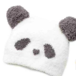 gelato pique - 新品★ジェラートピケ  ベビモコ'パンダ baby キャップ