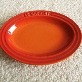 LE CREUSET - ル・クルーゼ お皿