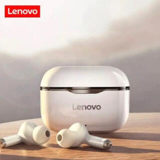 Lenovo - Lenovo LP1 ワイヤレスイヤホン Bluetooth
