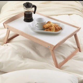 イケア(IKEA)のIKEAベットトレイ(コーヒーテーブル/サイドテーブル)