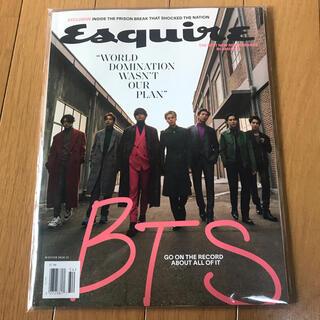 Esquire BTS