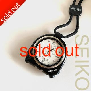 セイコー(SEIKO)の超美品【SEIKO】セイコータイムウォッチ SVAB001(その他)