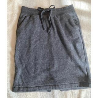 ユニクロ(UNIQLO)のユニクロ*裏起毛 スカート(ひざ丈スカート)