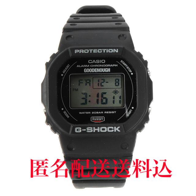 GOODENOUGH(グッドイナフ)のGOODENOUGH(グッドイナフ)×時しらず☆7周年記念☆G-SHOCK メンズの時計(腕時計(デジタル))の商品写真