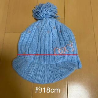 ロキシー(Roxy)の【ROXY ニット帽】(帽子)