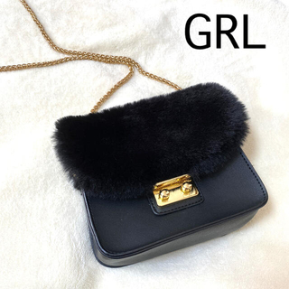 GRL - グレイル  ショルダーバッグ