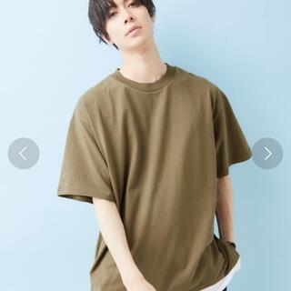 カンゴール(KANGOL)のKANGOL フェイクレイヤードT(Tシャツ/カットソー(半袖/袖なし))