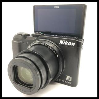 Nikon - NIKON COOLPIX A900 ブラック