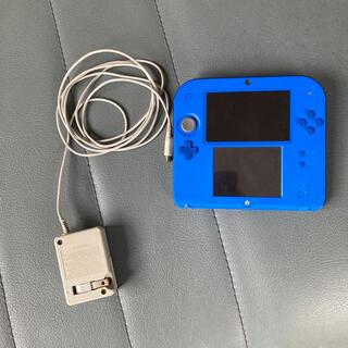 ニンテンドー2DS - ニンテンドー2DS ブルー