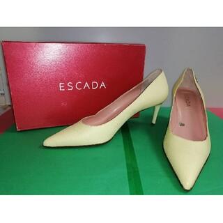 エスカーダ(ESCADA)の未使用❗ESCADA エスカーダ パンプス 31210114(ハイヒール/パンプス)