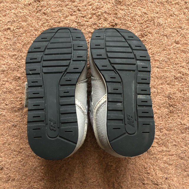 New Balance(ニューバランス)のニューバランス スニーカー 14.5 キッズ/ベビー/マタニティのキッズ靴/シューズ(15cm~)(スニーカー)の商品写真