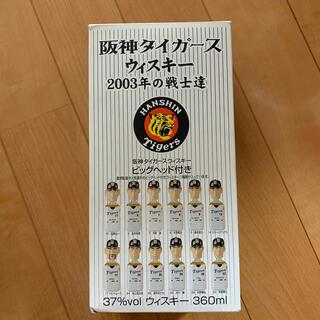 ハンシンタイガース(阪神タイガース)の阪神タイガース ウイスキー(記念品/関連グッズ)