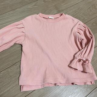 ジーユー(GU)のGU トップス(Tシャツ/カットソー)