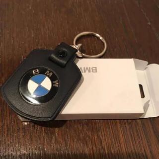 ビーエムダブリュー(BMW)のBMW レザー製 キーホルダー(キーホルダー)