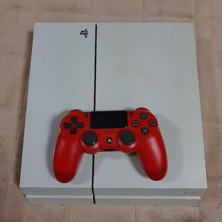 PlayStation4 - PS4 CUH-1100A White 500GB