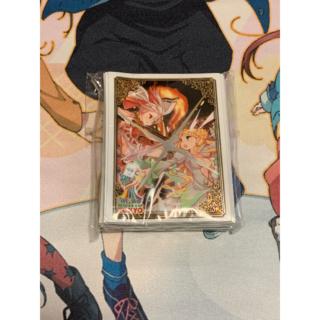 大会限定【2015年ウィクロスカップ参加賞】カードスリーブ(カードサプライ/アクセサリ)