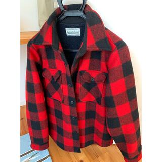 WACKO MARIA - WACKO MARIA◆16AW CPOジャケット ウールシャツ