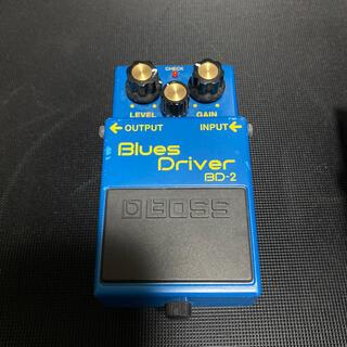 BOSS ブルースドライバーBD-2(エフェクター)