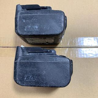 マキタ(Makita)のマキタ バッテリー 14.4v 6ah BL1460B 2つセット(メンテナンス用品)