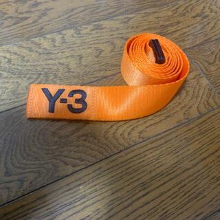 Y-3 - Y-3 ベルト
